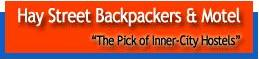 Hay Steet Backpackers